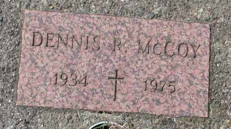 MCCOY, DENNIS R - Tillamook County, Oregon | DENNIS R MCCOY - Oregon Gravestone Photos