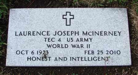 MCINERNEY (WWII), LAURENE JOSEPH - Tillamook County, Oregon | LAURENE JOSEPH MCINERNEY (WWII) - Oregon Gravestone Photos