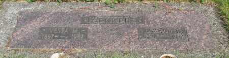 MEKKERS, EDWARD W - Tillamook County, Oregon | EDWARD W MEKKERS - Oregon Gravestone Photos