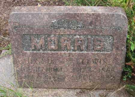 MORRIS, LEWIS - Tillamook County, Oregon   LEWIS MORRIS - Oregon Gravestone Photos