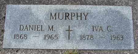 MURPHY, IVA C - Tillamook County, Oregon | IVA C MURPHY - Oregon Gravestone Photos