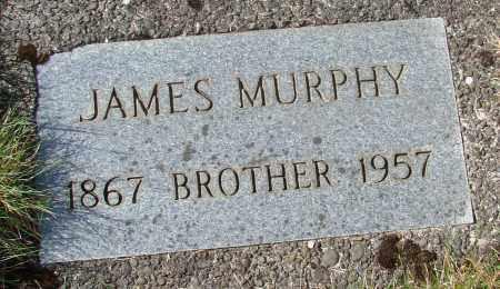 MURPHY, JAMES - Tillamook County, Oregon   JAMES MURPHY - Oregon Gravestone Photos