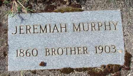 MURPHY, JEREMIAH - Tillamook County, Oregon | JEREMIAH MURPHY - Oregon Gravestone Photos