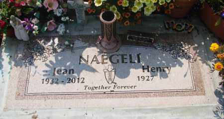 NAEGELI, HENRY - Tillamook County, Oregon | HENRY NAEGELI - Oregon Gravestone Photos