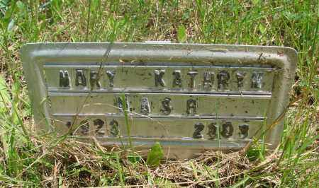 NASH, MARY KATHRYN - Tillamook County, Oregon | MARY KATHRYN NASH - Oregon Gravestone Photos