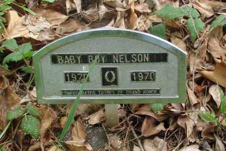 NELSON, BABY BOY - Tillamook County, Oregon | BABY BOY NELSON - Oregon Gravestone Photos