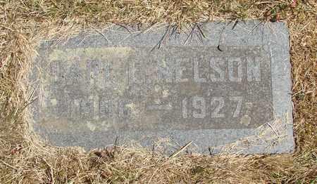 NELSON, CARL EMIL - Tillamook County, Oregon | CARL EMIL NELSON - Oregon Gravestone Photos