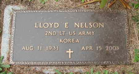 NELSON (KOR), LLOYD E - Tillamook County, Oregon | LLOYD E NELSON (KOR) - Oregon Gravestone Photos