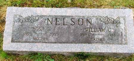 NELSON, WILLIAM C - Tillamook County, Oregon | WILLIAM C NELSON - Oregon Gravestone Photos