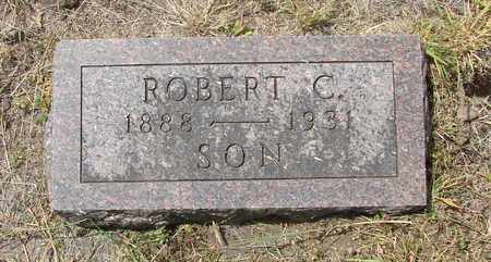 NELSON, ROBERT C - Tillamook County, Oregon | ROBERT C NELSON - Oregon Gravestone Photos