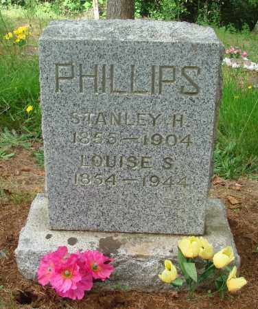 PHILLIPS, STANLEY H - Tillamook County, Oregon | STANLEY H PHILLIPS - Oregon Gravestone Photos