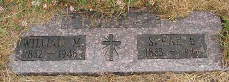 MORRIS, SARAH BELLE - Tillamook County, Oregon | SARAH BELLE MORRIS - Oregon Gravestone Photos