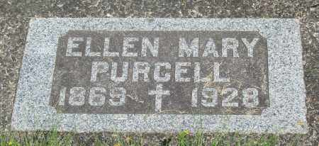 PURCELL, ELLEN MARY - Tillamook County, Oregon   ELLEN MARY PURCELL - Oregon Gravestone Photos
