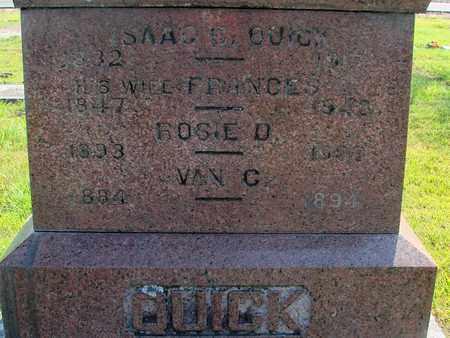 SIMMONS, FRANCES ADELINE - Tillamook County, Oregon | FRANCES ADELINE SIMMONS - Oregon Gravestone Photos