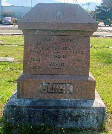 SIMMONS, FRANCES ADELINE - Tillamook County, Oregon   FRANCES ADELINE SIMMONS - Oregon Gravestone Photos