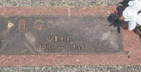 REDING, LOUIE - Tillamook County, Oregon | LOUIE REDING - Oregon Gravestone Photos