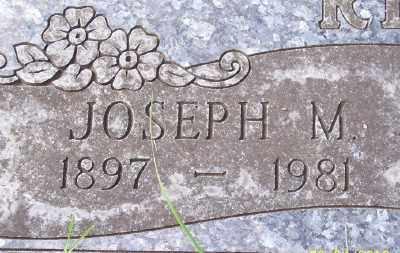 REICHLIN, JOSEPH - Tillamook County, Oregon | JOSEPH REICHLIN - Oregon Gravestone Photos