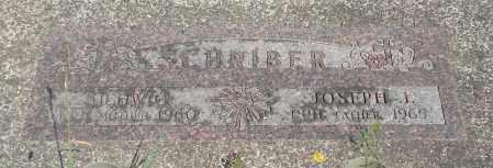 SCHRIBER, JOSEPH - Tillamook County, Oregon   JOSEPH SCHRIBER - Oregon Gravestone Photos