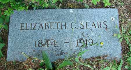 SEARS, ELIZABETH DISCRETION - Tillamook County, Oregon | ELIZABETH DISCRETION SEARS - Oregon Gravestone Photos