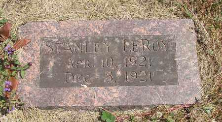 SIMMONS, STANLEY LEROY - Tillamook County, Oregon | STANLEY LEROY SIMMONS - Oregon Gravestone Photos