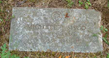 SISCO, MICHAEL T - Tillamook County, Oregon | MICHAEL T SISCO - Oregon Gravestone Photos