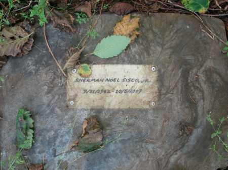 SISCO, SHERMAN NOEL JR - Tillamook County, Oregon | SHERMAN NOEL JR SISCO - Oregon Gravestone Photos