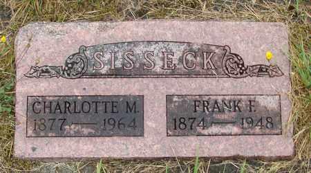 SISSECK, FRANK FERDINAND - Tillamook County, Oregon | FRANK FERDINAND SISSECK - Oregon Gravestone Photos