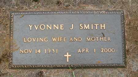 SMITH, YVONNE J - Tillamook County, Oregon | YVONNE J SMITH - Oregon Gravestone Photos
