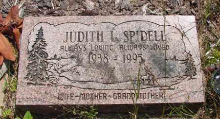 BARCROFT SPIDELL, JUDITH LEE - Tillamook County, Oregon | JUDITH LEE BARCROFT SPIDELL - Oregon Gravestone Photos