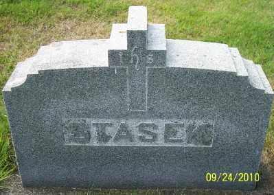 STASEK, MONUMENT - Tillamook County, Oregon | MONUMENT STASEK - Oregon Gravestone Photos