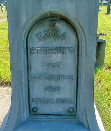 STEPHENS, EMMA - Tillamook County, Oregon | EMMA STEPHENS - Oregon Gravestone Photos