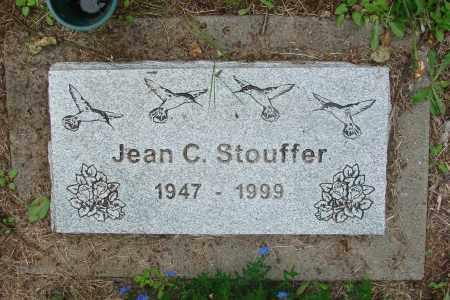 STOUFFER, JEAN C - Tillamook County, Oregon | JEAN C STOUFFER - Oregon Gravestone Photos