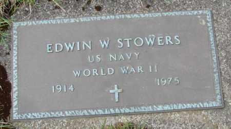 STOWERS (WWII), EDWIN W - Tillamook County, Oregon | EDWIN W STOWERS (WWII) - Oregon Gravestone Photos