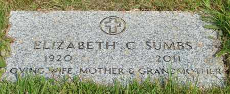 SUMBS, ELIZABETH CLARA - Tillamook County, Oregon | ELIZABETH CLARA SUMBS - Oregon Gravestone Photos
