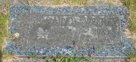 SWEENEY, MARY E - Tillamook County, Oregon | MARY E SWEENEY - Oregon Gravestone Photos