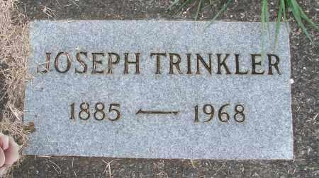 TRINKLER, JOSEPH - Tillamook County, Oregon | JOSEPH TRINKLER - Oregon Gravestone Photos