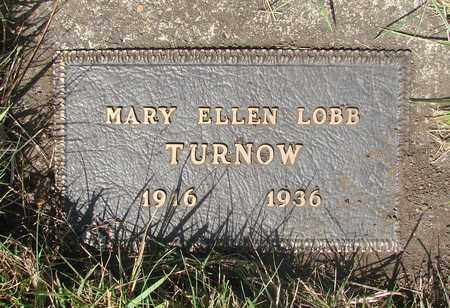 LOBB, MARY ELLEN - Tillamook County, Oregon | MARY ELLEN LOBB - Oregon Gravestone Photos