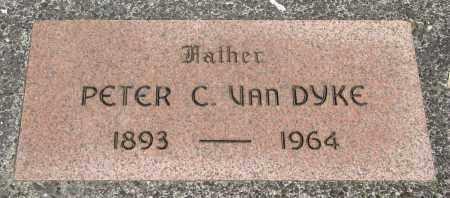 VAN DYKE, PETER C - Tillamook County, Oregon   PETER C VAN DYKE - Oregon Gravestone Photos