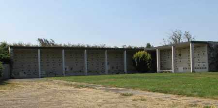 VIEW, TILLAMOOK IOOF MAUSOLEUM - Tillamook County, Oregon   TILLAMOOK IOOF MAUSOLEUM VIEW - Oregon Gravestone Photos