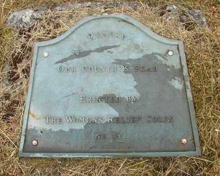 VIEW, TILLAMOOK IOOF CEMETERY - Tillamook County, Oregon   TILLAMOOK IOOF CEMETERY VIEW - Oregon Gravestone Photos