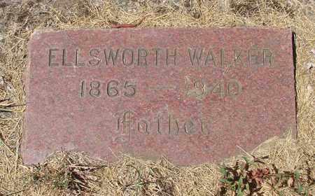 WALKER, ELLSWORTH - Tillamook County, Oregon   ELLSWORTH WALKER - Oregon Gravestone Photos