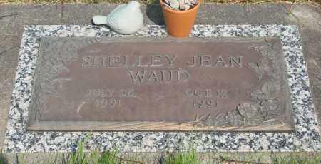 WAUD, SHELLEY JEAN - Tillamook County, Oregon | SHELLEY JEAN WAUD - Oregon Gravestone Photos