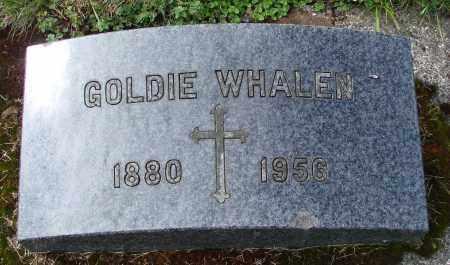 WHALEN, GOLDIE - Tillamook County, Oregon | GOLDIE WHALEN - Oregon Gravestone Photos