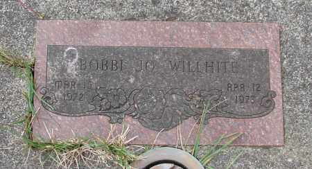 WILLHITE, BOBBI JO - Tillamook County, Oregon   BOBBI JO WILLHITE - Oregon Gravestone Photos