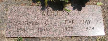 WOODS, EARL RAY - Tillamook County, Oregon | EARL RAY WOODS - Oregon Gravestone Photos