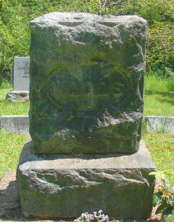 WOODS, MONUMENT - Tillamook County, Oregon | MONUMENT WOODS - Oregon Gravestone Photos