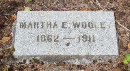 WOOLEY, MARTHA E - Tillamook County, Oregon | MARTHA E WOOLEY - Oregon Gravestone Photos