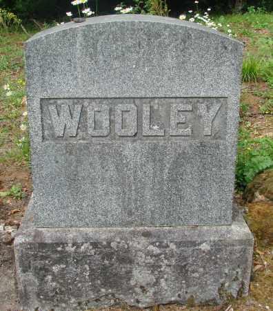 WOOLEY, MONUMENT - Tillamook County, Oregon | MONUMENT WOOLEY - Oregon Gravestone Photos