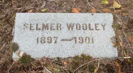 WOOLEY, SELMER - Tillamook County, Oregon | SELMER WOOLEY - Oregon Gravestone Photos