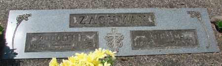 ZACHMAN, RUDOLPH F - Tillamook County, Oregon | RUDOLPH F ZACHMAN - Oregon Gravestone Photos